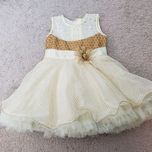 Girls 1 - 2 years special occasion dress